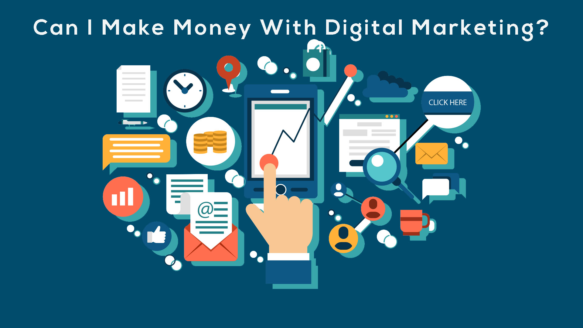 Can I Make Money With Digital Marketing?
