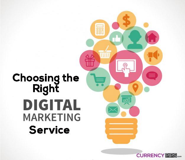 Choosing the Right Digital Marketing Service