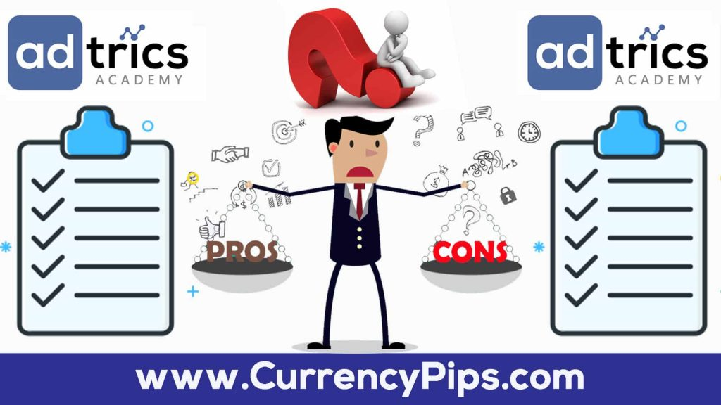Adtrics Academy Pros and Cons